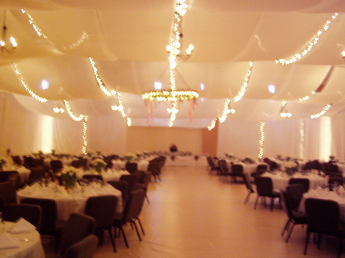 Elegant Wedding Reception Decorations