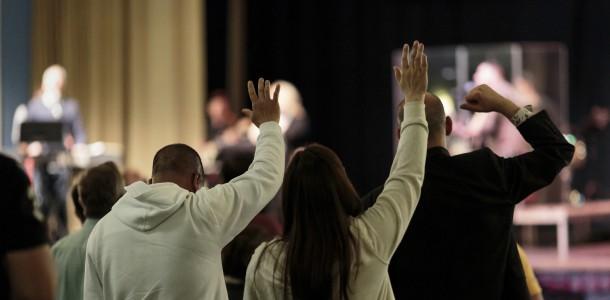 Worship God UK 2015, The Forum, Bath, UK